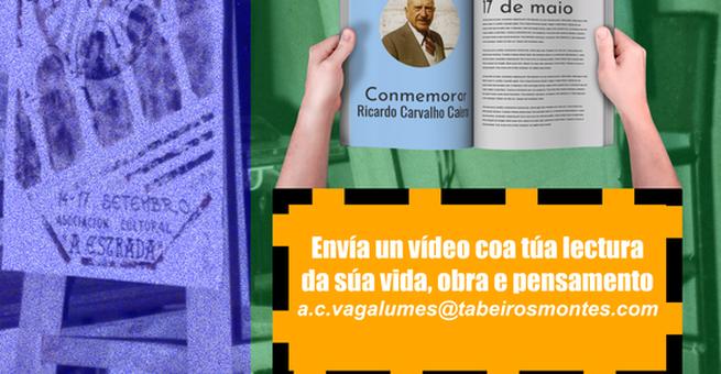 Letras galegas 2020: Fai a túa lectura