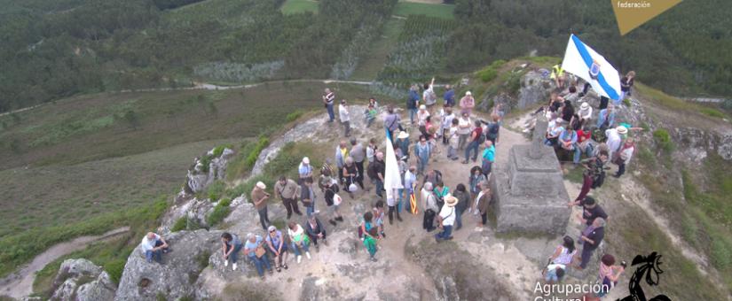 Subida ó Pico Sacro
