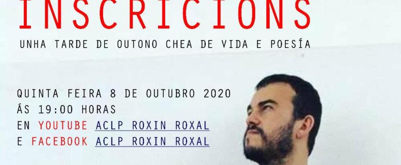 Carlos Callón presenta o seu novo poemario